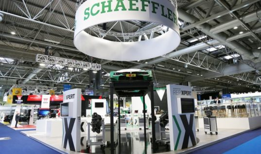 Watch: Schaeffler looks back on busy Automechanika Birmingham