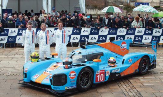 TRICO celebrates motorsport victories