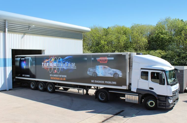 Latest TerraClean marketing campaign to target motorists