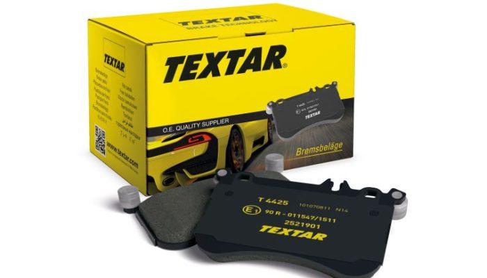 Textar adds 76 new parts to expanding braking range