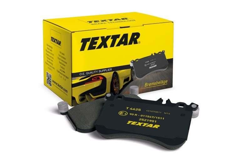 New-to-range brake pads available from Textar
