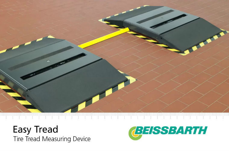 Huge discount on Beissbarth tyre tread measurement kit at Hickleys
