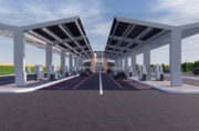 New solar-powered electric car charging stations coming to UK