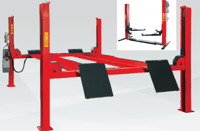 Corghi lift summer sale at REMA TIP TOP