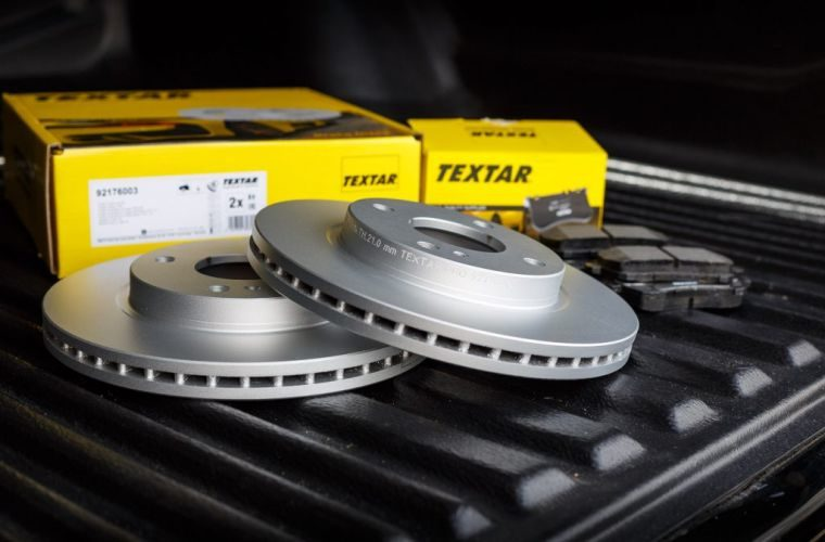 Textar first to market with new Hyundai i30 brake discs