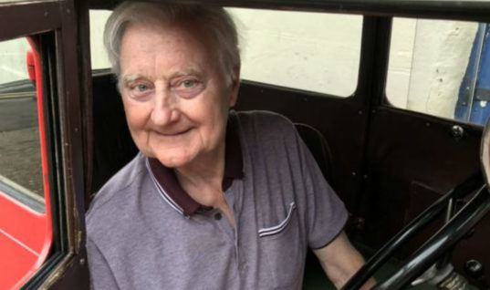 """Motor trade is """"getting difficult for old ones like me"""", says retiring mechanic"""