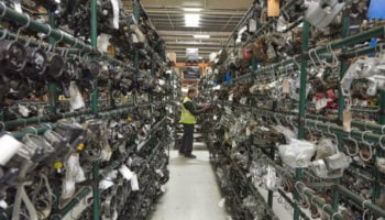 How to look after old core parts for reman and get the best surcharge return