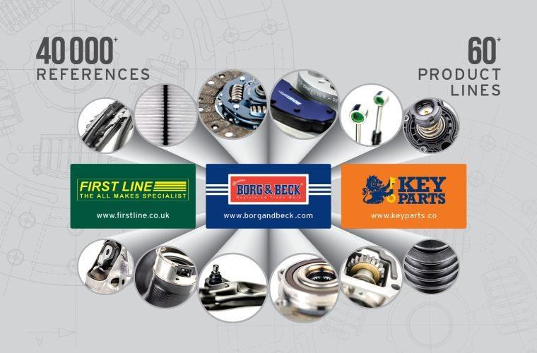 First Line range exceeds 40,000 parts