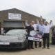Garage wins Porsche 911 Carrera in latest The Parts Alliance promotion