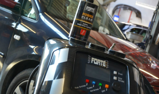 Watch: Forte Power Clean machine review