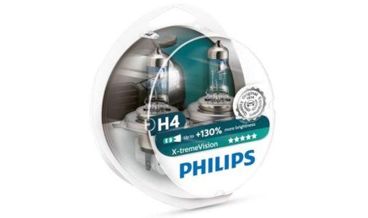 Automotive publications give high praise for Philips X-treme Vision