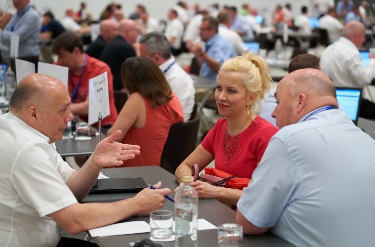 UK Trading Groups' Spring Event takes place in Barcelona