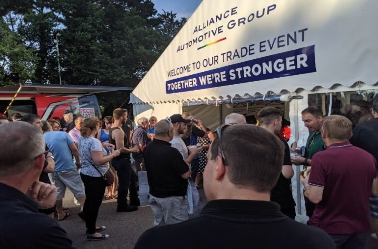 Garages encouraged to attend Alliance Automotive Group trade evenings