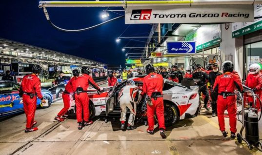 Success for Toyota Gazoo Racing cars in 24 Hours of Nürburgring