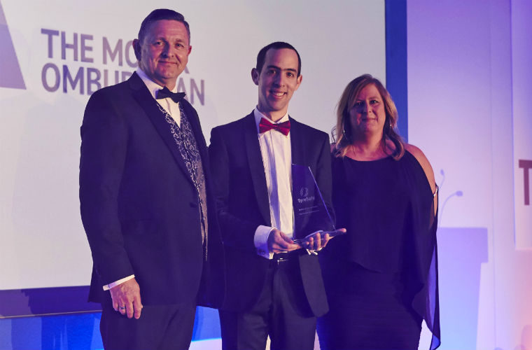 Motor Ombudsman wins Online and Social Media award for its winter tyres campaign
