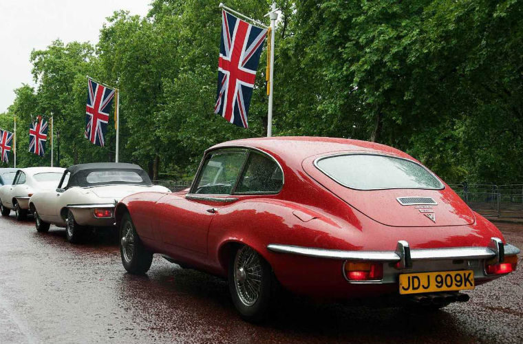 UK's classic cars being shipped off to European collectors
