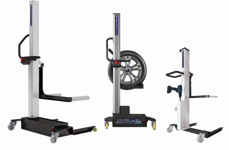 """Wheel lifting range has """"solution for every workshop"""", Sykes-Pickavant says"""
