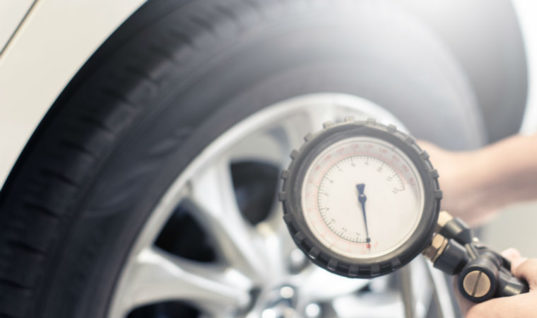Motorists wasting £600M a year due to wrong tyre pressures