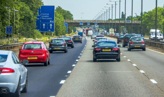 Busiest summer getaway since 2014 expected with 13m journeys planned for weekend