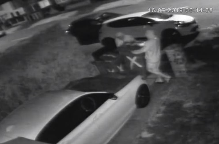 Thieves steal same BMW for second time in one week