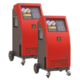 Dama automatic air conditioning service machines at Hickleys
