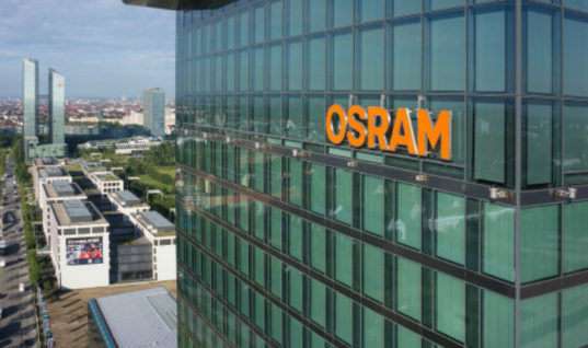 Osram confirms offer from financial investors