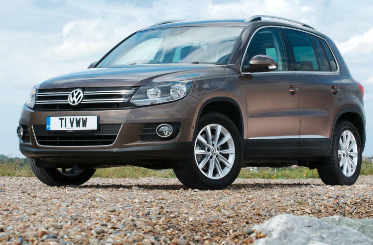 Volkswagen Tiguan LuK clutch, flywheel and CSC replacement