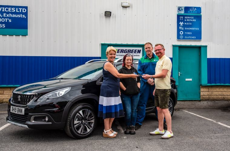 AutoCare announces summer giveaway prize winner