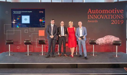 HELLA gets Innovation Award for dual voltage battery management system