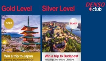 """DENSO Club to reward distributors with """"the journey of a lifetime"""""""