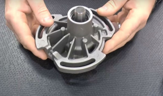 Watch: First Line video explains water pump structure and fitment tips