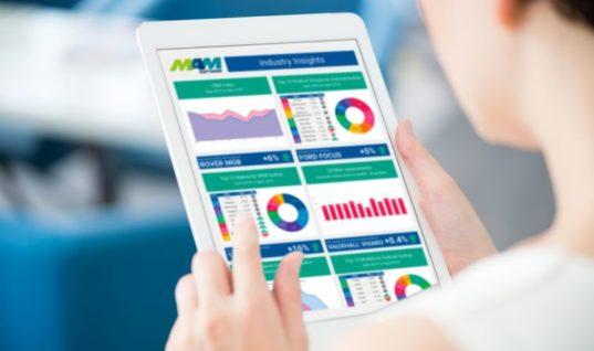 MAM announces big data platform for aftermarket parts analytics