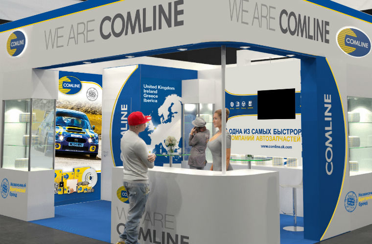 Comline to exhibit at MIMS Automechanika Moscow