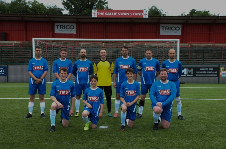 Garage Wire plays its part in automotive media's football win for TRICO cup