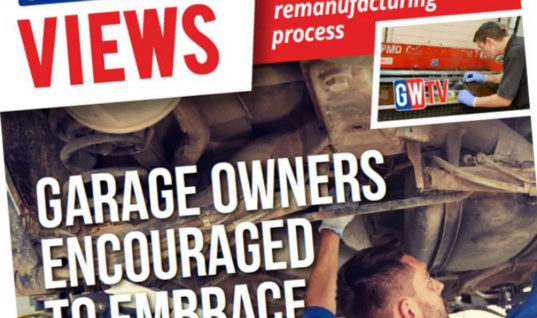 Future of independent garages discussed in latest issue of GW Views
