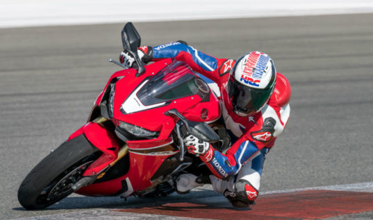 Eight weeks left to enter Yuasa motorcycle competition