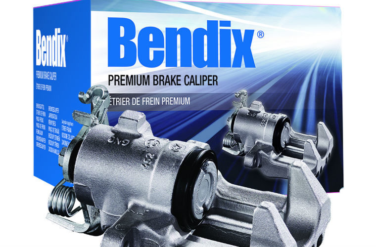 The Parts Alliance launches Bendix brake calipers range