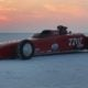 Speed record attempt on course with Lucas Oil