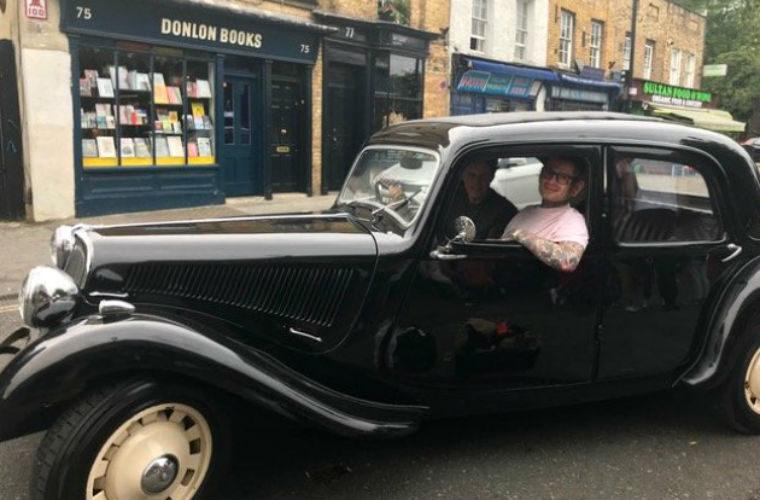 Owner of stolen vintage car pleads for return