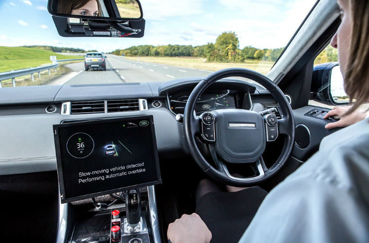 New safety regime in development to ensure autonomous cars are fit for UK roads