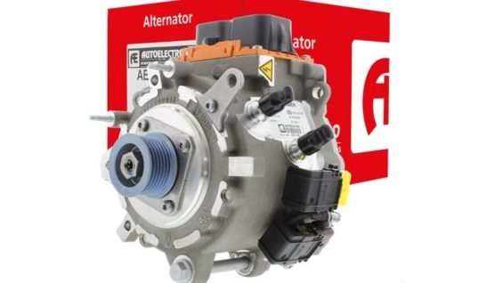 Autoelectro adds reversible alternator – starter motor for Peugeot HYbrid4 models