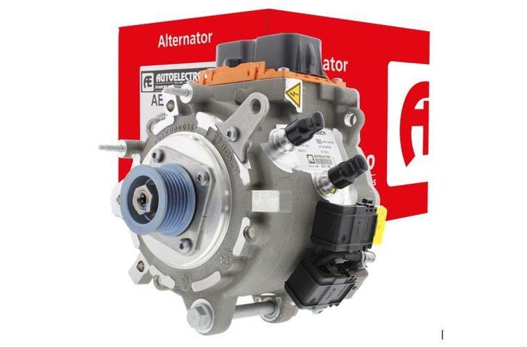 Autoelectro adds reversible alternator – starter motor for Peugeot HYbrid4 models