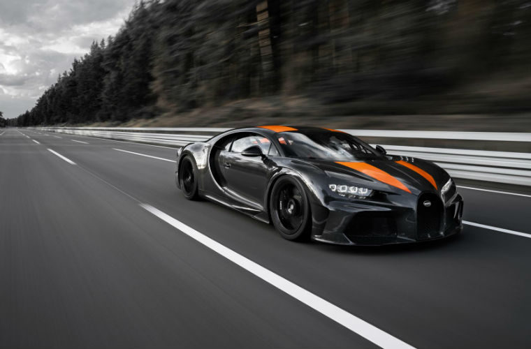 Watch: Bugatti smashes 300mph barrier setting hypercar record