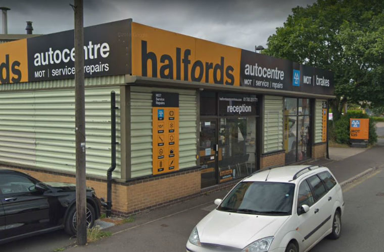 Halfords employee found guilty of providing a fake MOT certificate for friend