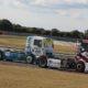 Two podiums for Textar sponsored John Newell at Snetterton