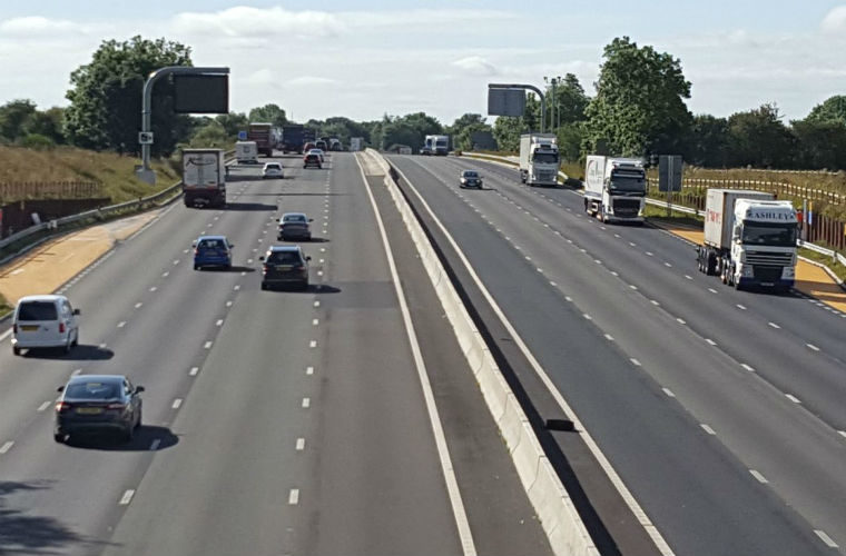 """Biggest ever upgrade"" of M6 saving drivers 40 mins each week, Highways reports"
