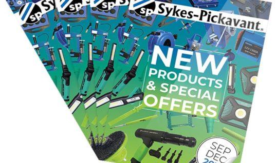 Sykes-Pickavant releases Sept – Dec promotional brochure
