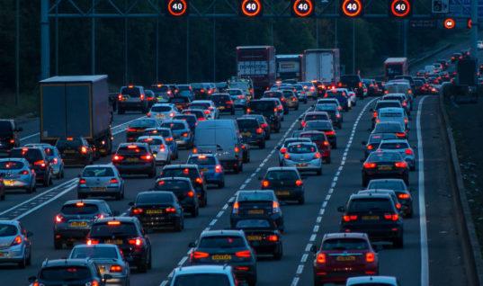 Breakdowns 216% more dangerous on smart motorways, Highways England data shows