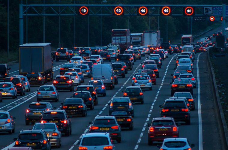 Breakdowns 216% more dangerous on smart motorways, Highways England data shows