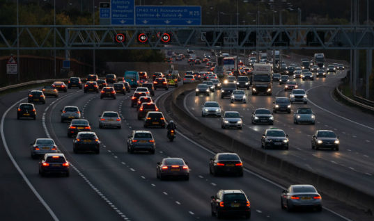 Roadside recovery training for smart motorways launched by Highways England